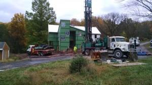 xxx08 geothermal install